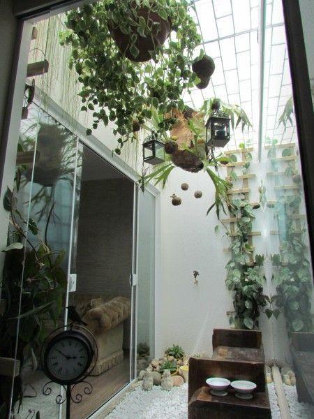 Jardim de inverno modelos e plantas casa pinterest for Modelos de patios de casa