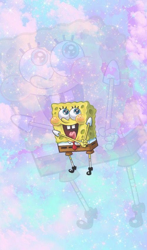 Spongebob Aesthetic Cartoon Wallpaper Cartoon Wallpaper Iphone Spongebob Wallpaper