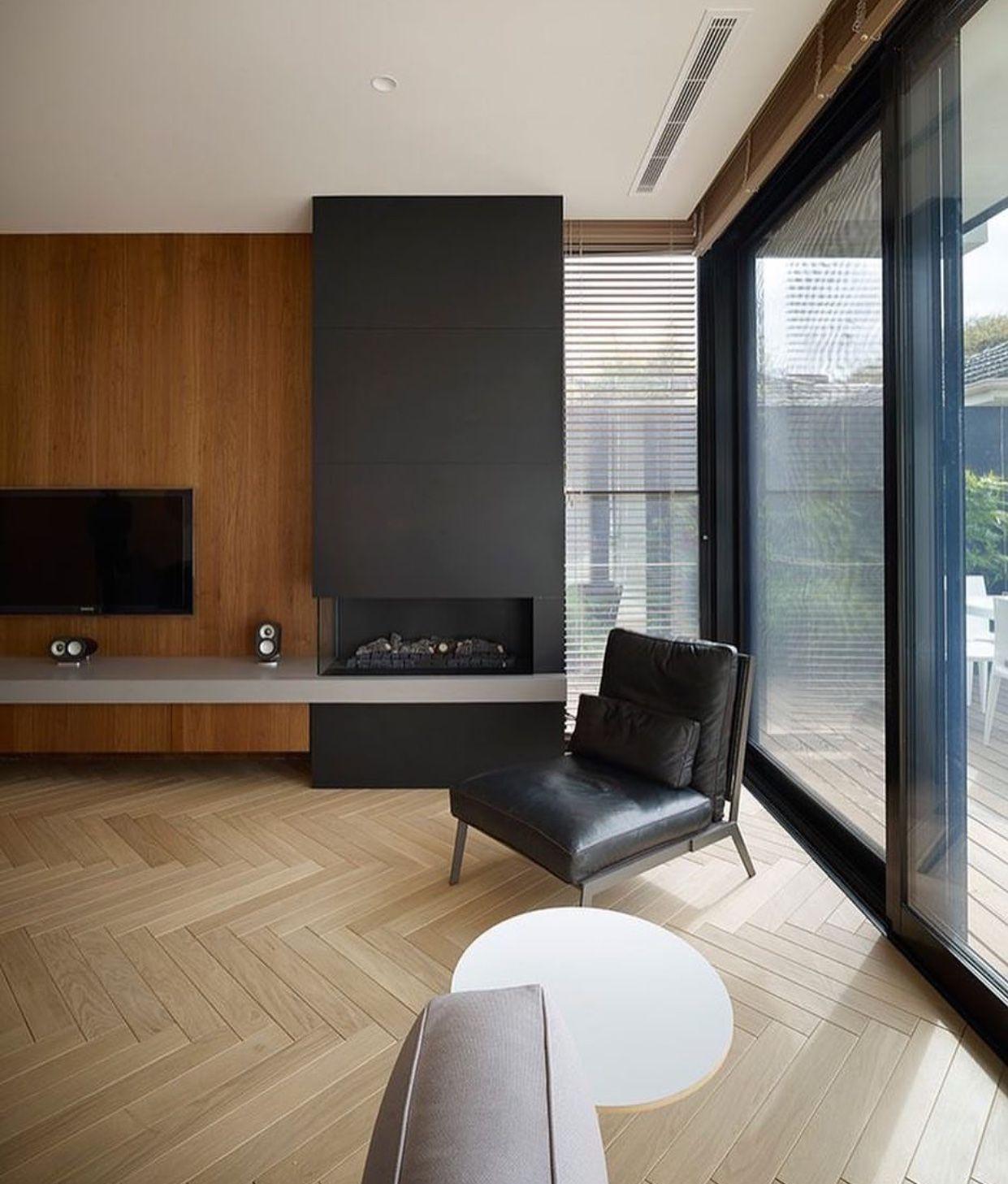 Industrial Home Design Endüstriyel Ev Tasarımları: Doğal Ahşabın Büyülü Dünyası!