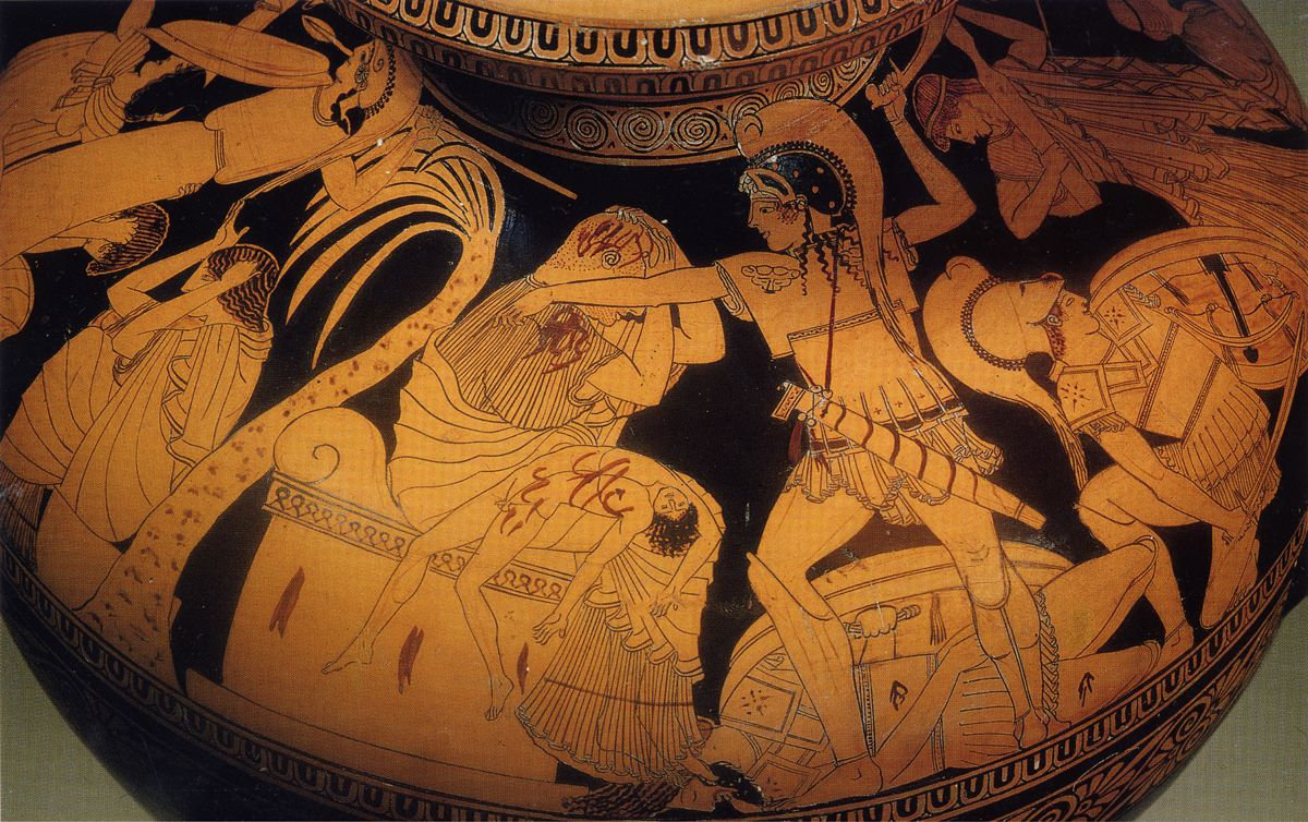 Name kleophrades painter date 500 480 bc potter klephrades greek vases bc key pieces the classical art research centre floridaeventfo Image collections