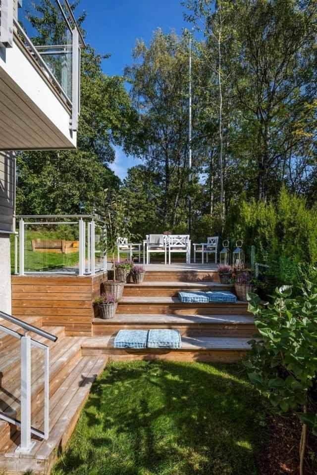 Aménager son jardin et terrasse – 52 idées pour votre oasis   Deco ...