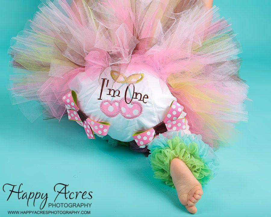 SWEET CHERRIES tutu setbirthday tutu birthday by alliballiboutique, $23.95