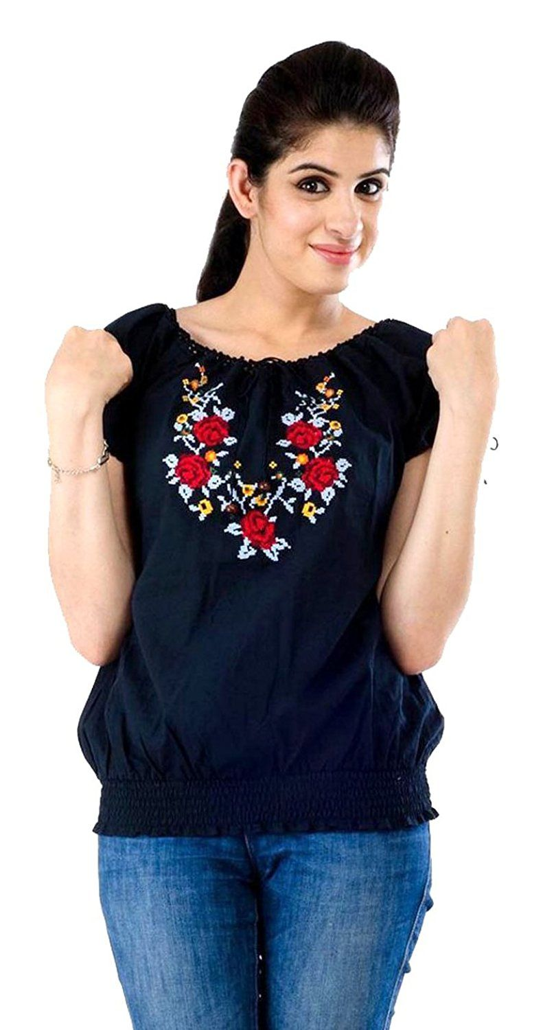 Amadore Women S Regular Fit Top Amazon In Clothing Accessories