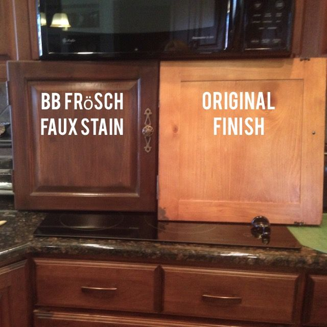Diy Gel Stain Kitchen Cabinets Black With The Faux: Hawaiian Chicken Sliders