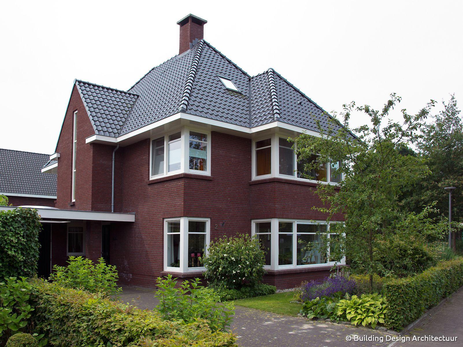 Woning in jaren 30 stijl building design architectuur for Huizen jaren 30 stijl
