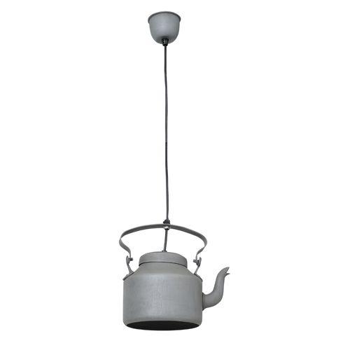 Suspension En Metal Bouilloire Jardin D Ulysse Suspension Metal Bouilloire Luminaire Plafond