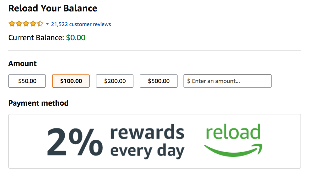 Amazon Hacks If You Want To Reap The Benefits Of Amazon Rewards Without Committing To A Credit Card Try This Amazon Hacks Make Money On Amazon Amazon Rewards