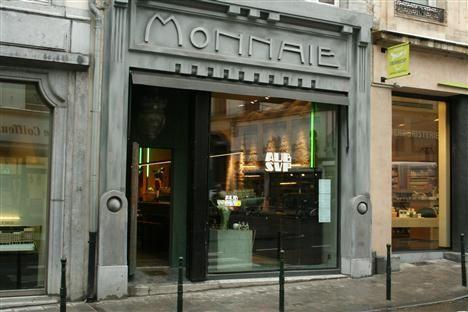 AUB - SVP - Rue de l'Ecuyer 36, 1000 Brussel (via http://www.newplacestobe.com)