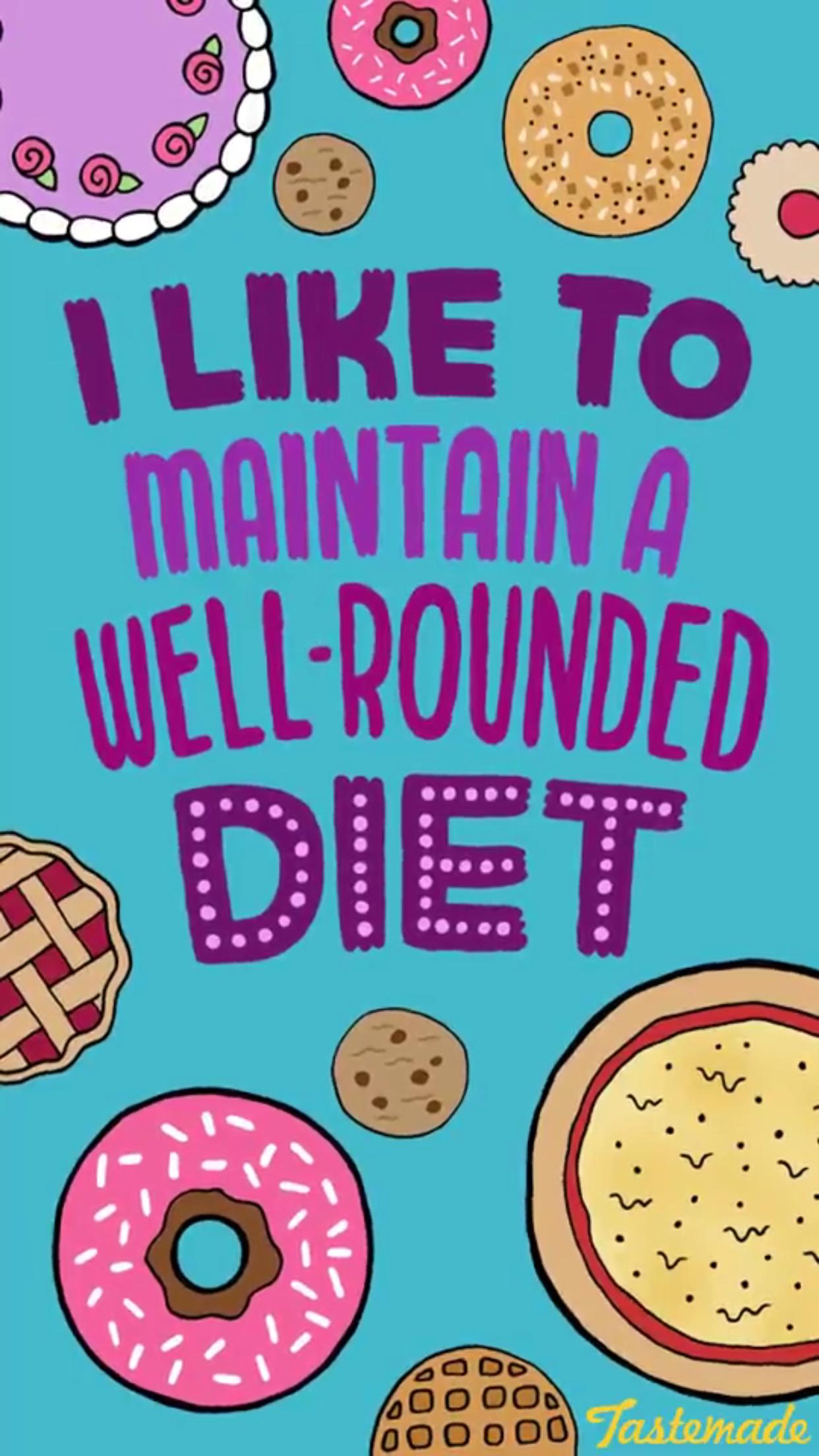 Tastemade food illustrations on snapchat Cute food art