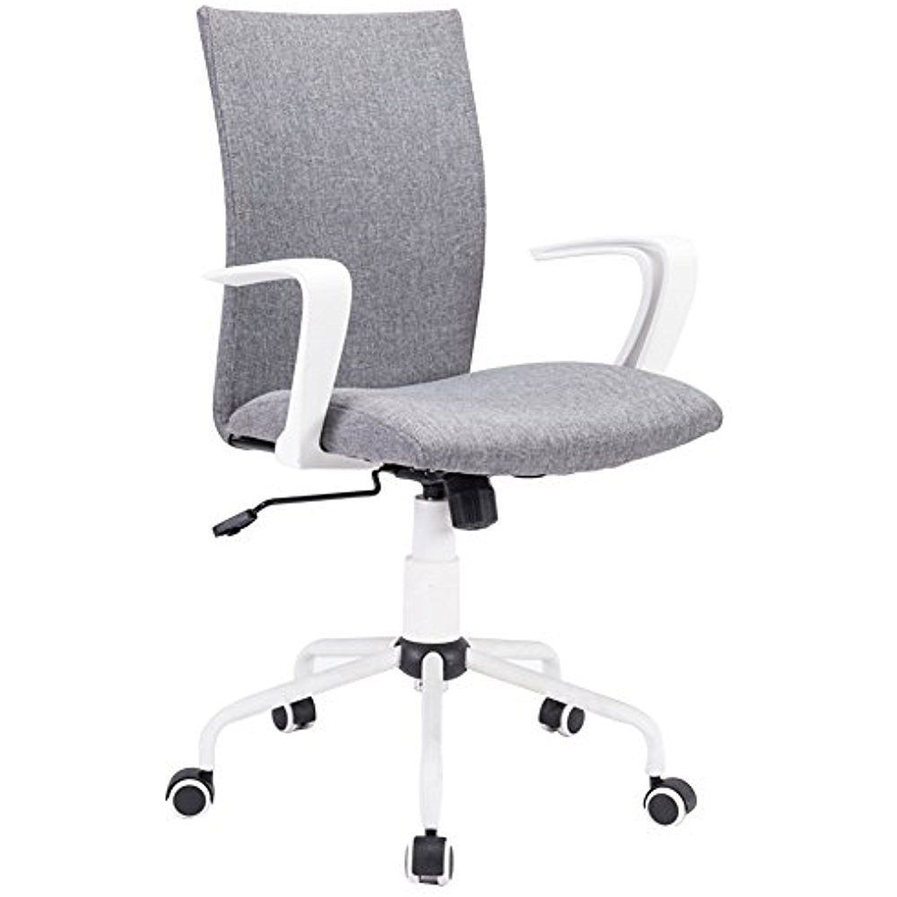 Sensational Swivel Home Office Computer Chair Adjustable Height Back Pdpeps Interior Chair Design Pdpepsorg