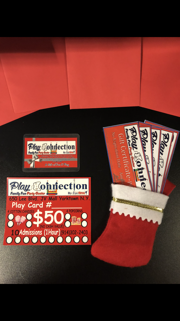 Gift Certificate Entry-5 Pack