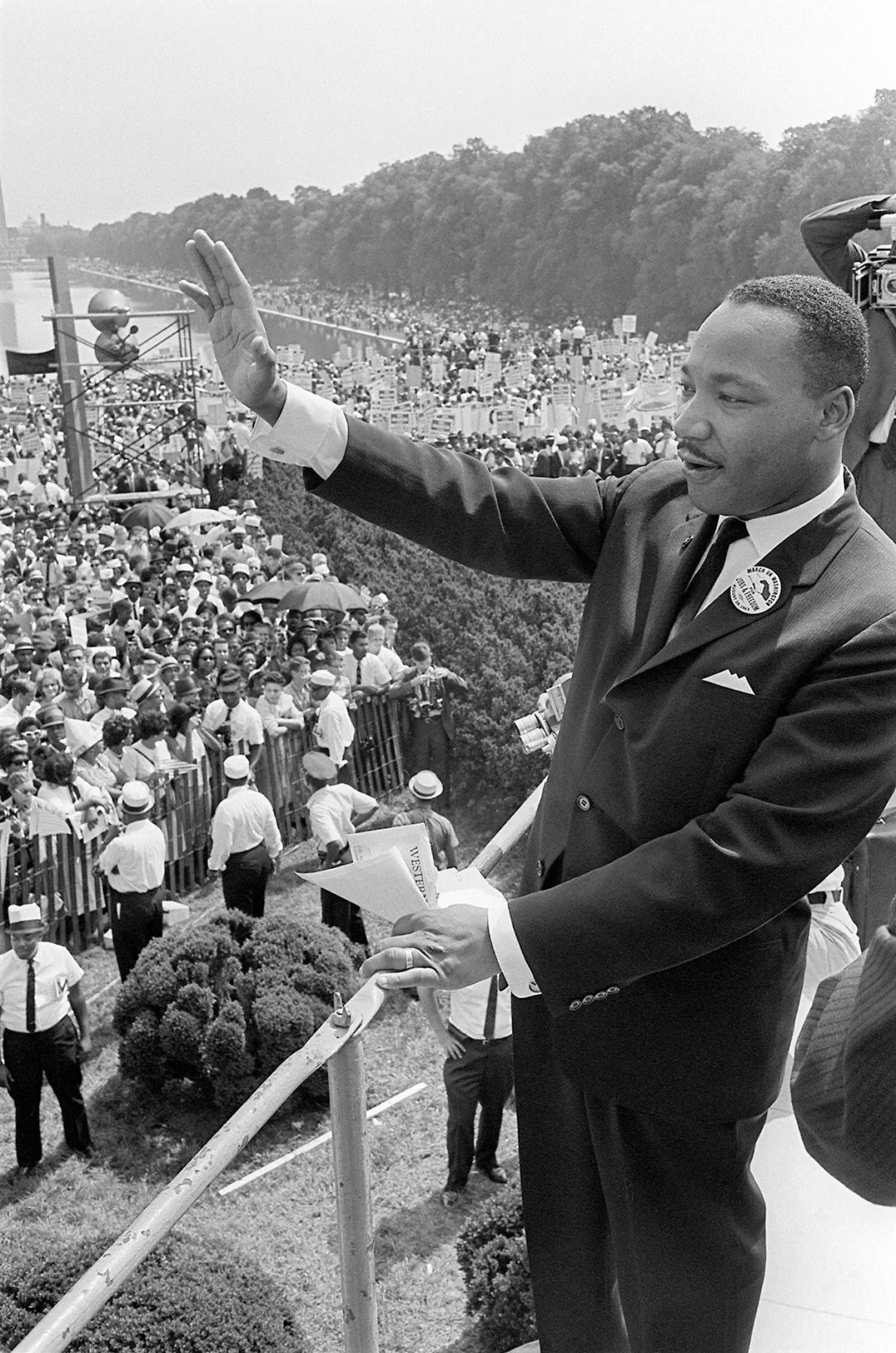 How Did Marther Luther King Changed The World