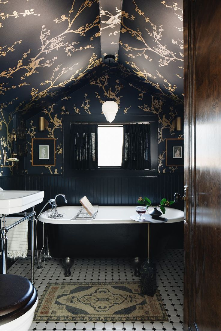 Photo of These Wallpapered Ceilings Are Too Good Not to Try
