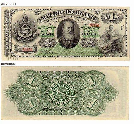 Cedulas Monetarias Do Brasil Cedulas Brasileiras