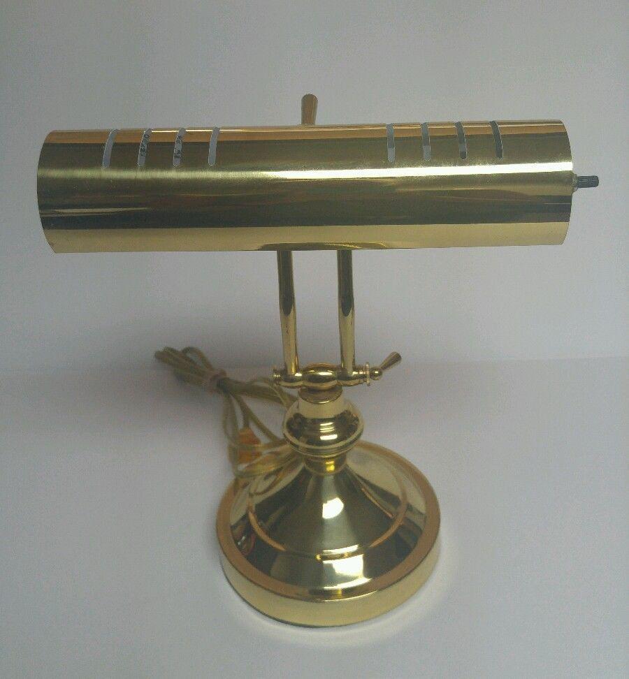 Details about Vtg Underwriters Laboratories Gold Brass