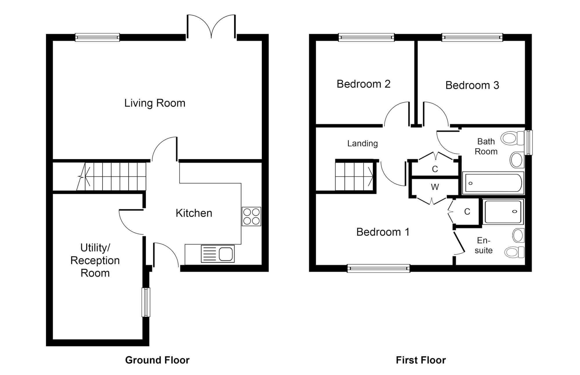 Awesome Floor Plan Drawing Service Uk And Description Floor Plan Drawing Floor Planner Floor Plans