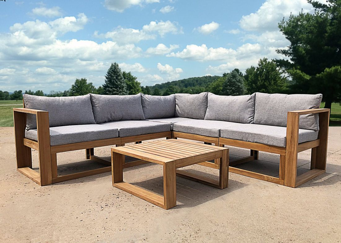 Outdoor Patio Furniture Teak Wood