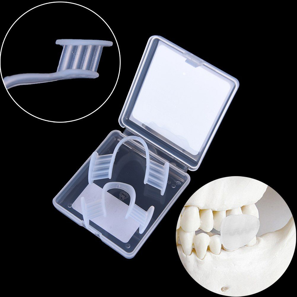Dental mouth guard prevent night teeth tooth clenching