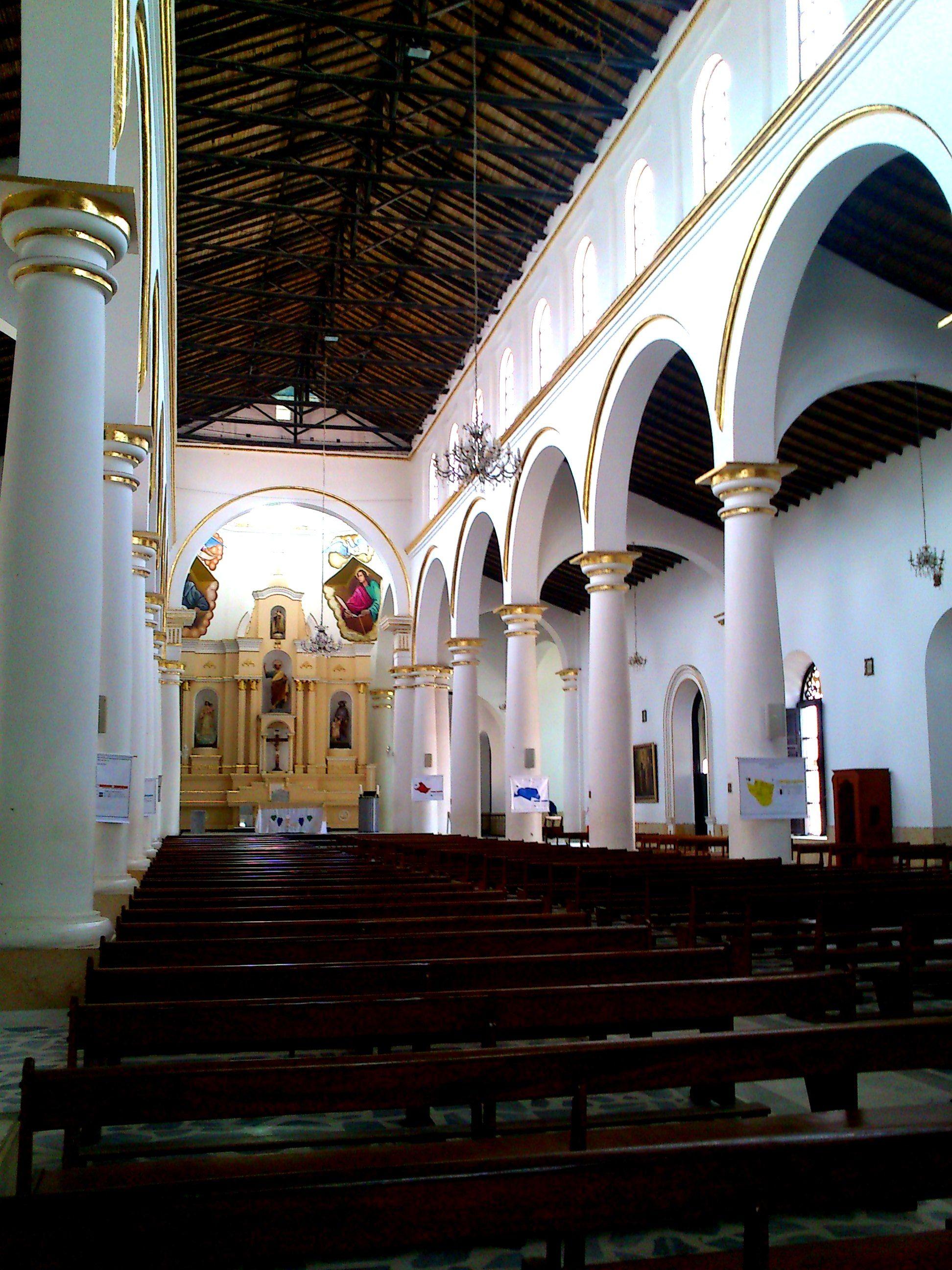 Colombia iglesia san pedro ap stol lebrija santander - Hotel en lebrija ...