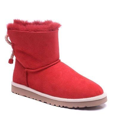 UGG Boots Selene 1006493 Red