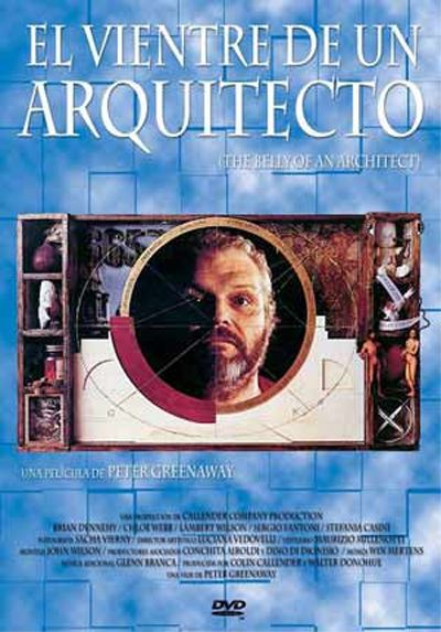 El Vientre De Un Arquitecto Dvd Cine Carteles De Películas