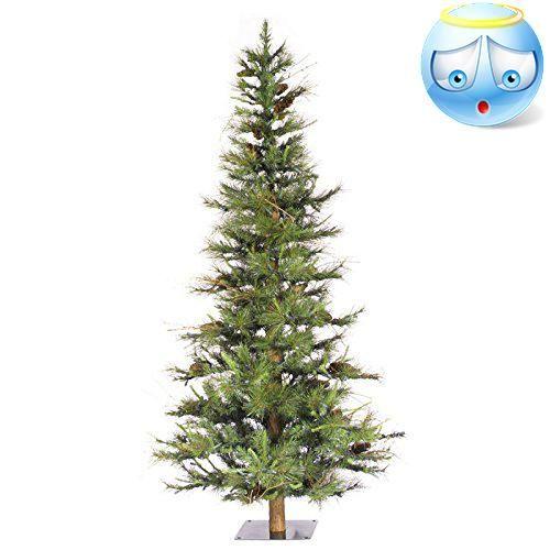 Vickerman 300-Piece Ashland Tree with Dura-Lit Light and 516 Tips, 5