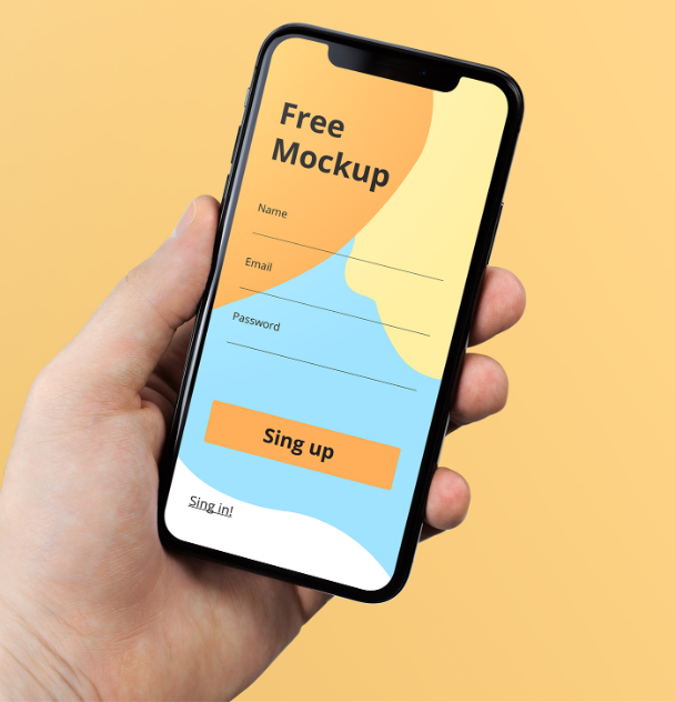 Photorealistic Iphone X Psd Mockup For Free Iphone Mockup Free Iphone Mockup Mockup