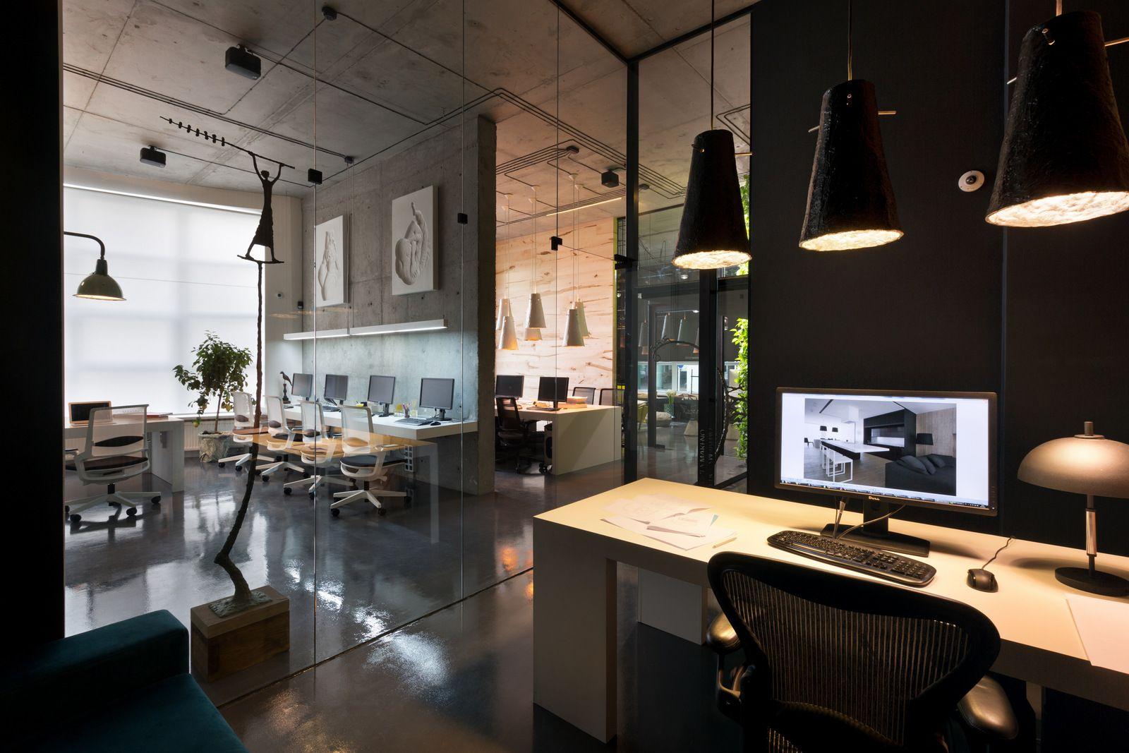 Makhno Studio – Kiev Offices