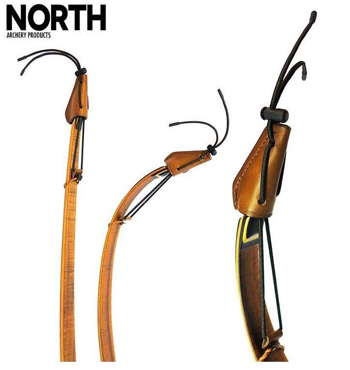 Soft Nock Point Kit Bow// Arrow Tie in longbow recurve