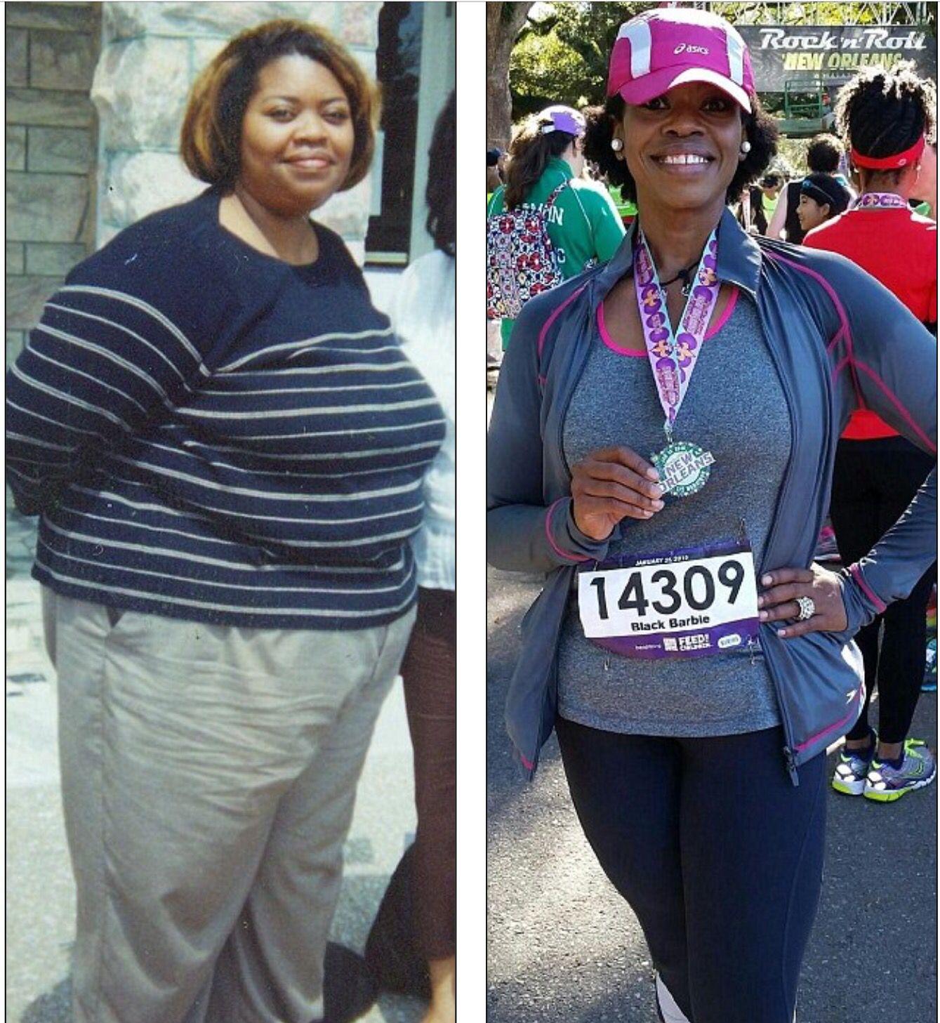 Weight loss marathon diet