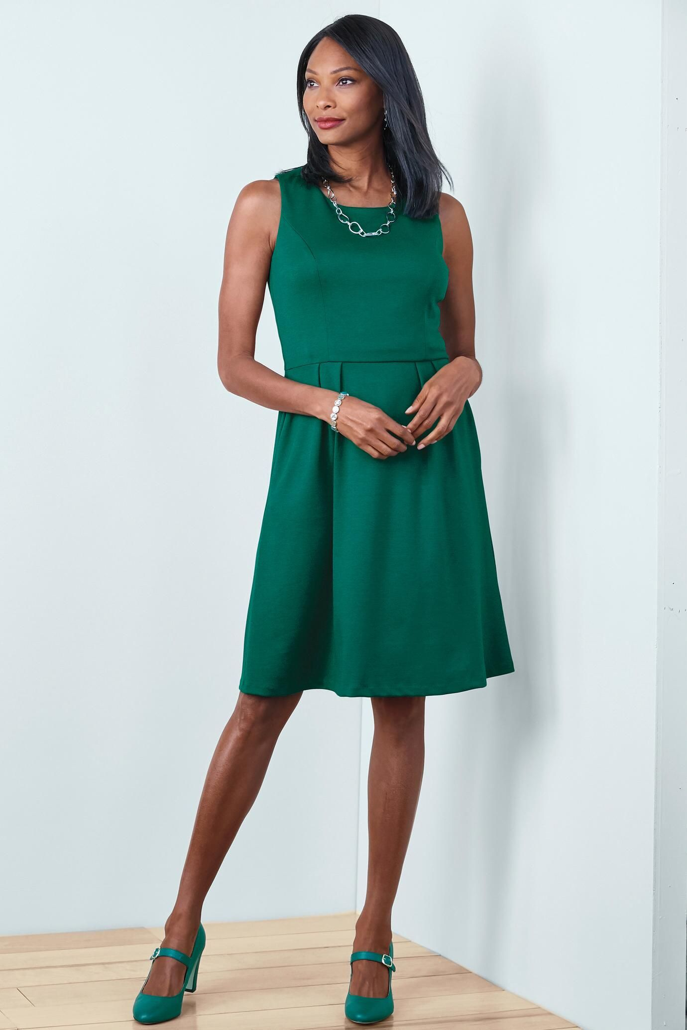 8b09a6e5d3e3 $29.99 · Chadwicks of Boston +$9.99 shipping. Ponte Knit Fit & Flare Dress:  Classic Women's Clothing from #ChadwicksofBoston $29.99.