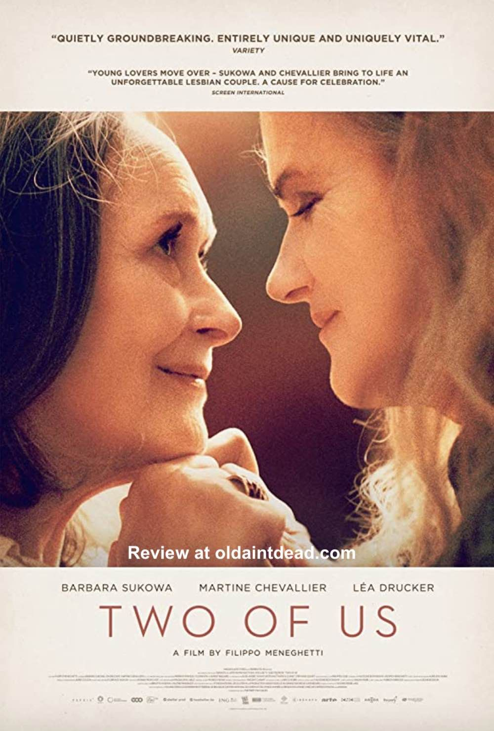 Two Of Us Deux Love Worth Fighting For Old Ain T Dead In 2021 This Is Us Movie Film Best Television Series