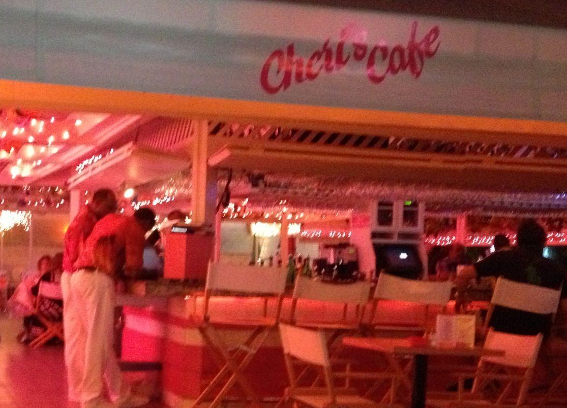 Cheri's Cafe in Maho