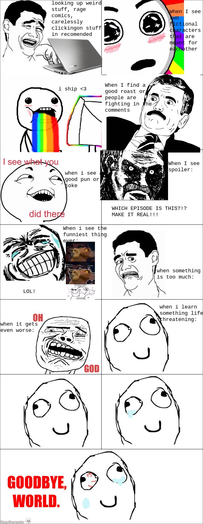 Download Kumpulan 73 Meme Faces Rage ics Maker Terbaru
