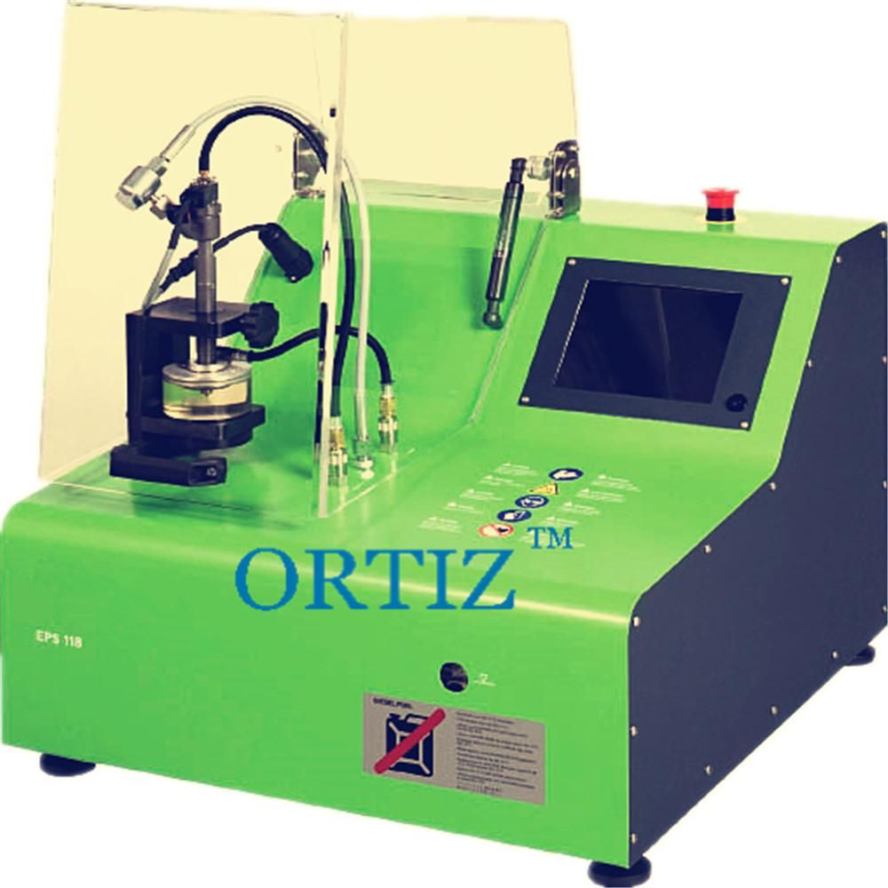 Original Factory Ortiz Common Rail Diesel Fuel Injection Testing Bench Eps205 Injector Test Bench Eps118 Sell Well Ye Fuel Injection Diesel Fuel Common Rail