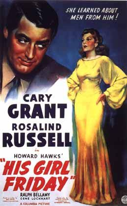 Watch His Girl Friday Full-Movie Streaming