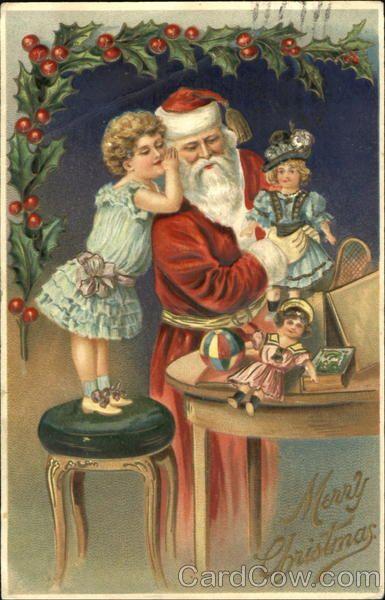 Orenco Originals Father Christmas Santa 97 Horseback Holiday Counted Cross Stitch Pattern