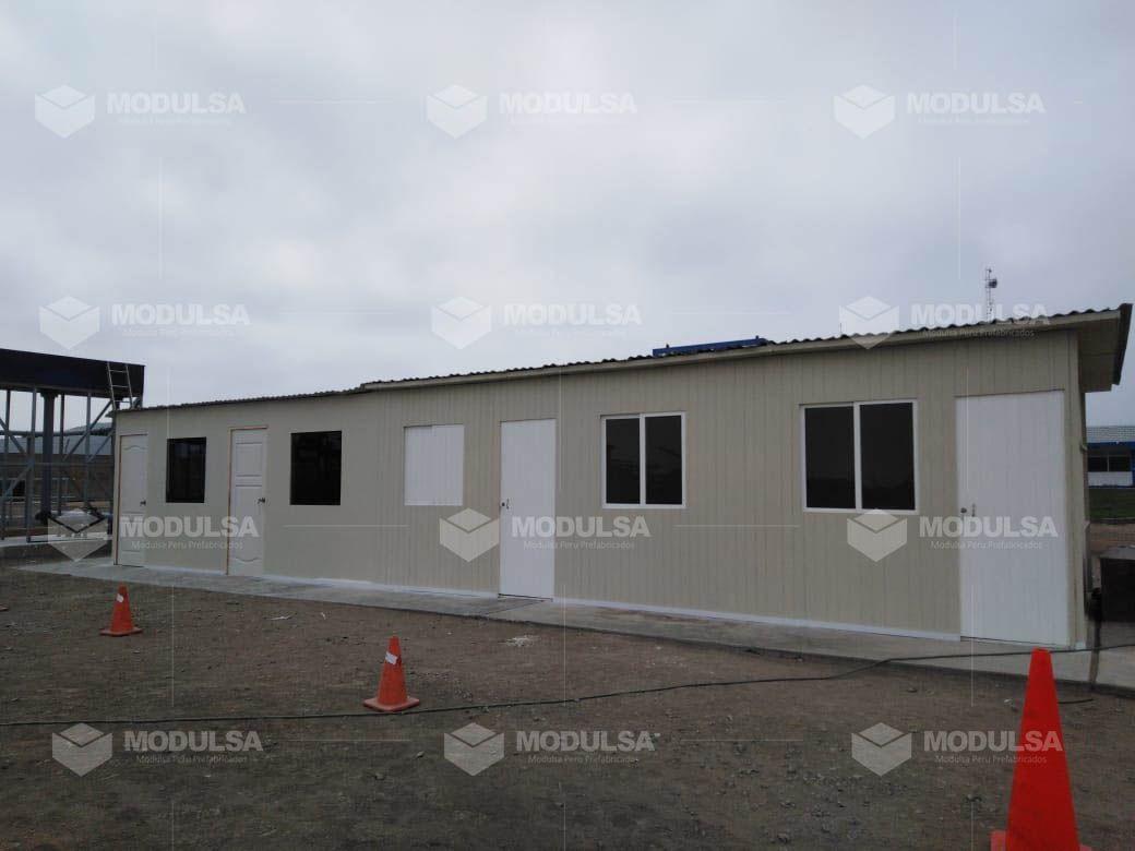 Oficinas En Drywall Y Madera Lima Callao Casetas Modulos