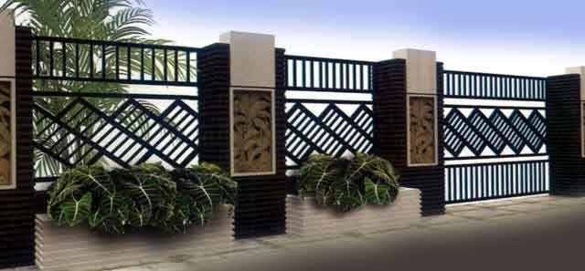 Rumah Mewah Minimalis | Interior Rumah Minimalis U2013 Desain Rumah | Macetas |  Pinterest | Interiors, Metal Gates And Front Gates