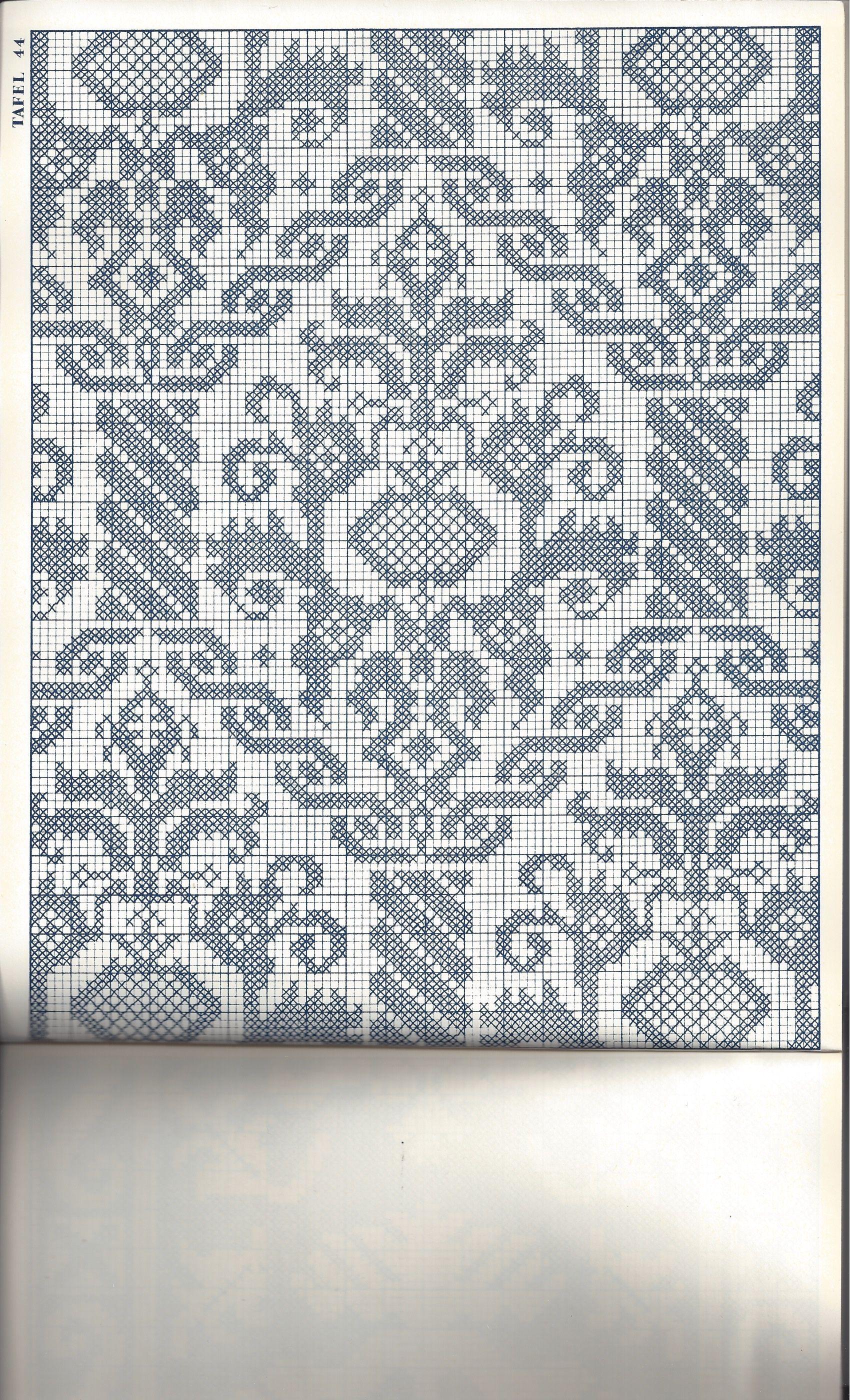 Tableau 43 | alfombras y varios punto cruz | Pinterest | Puntos ...