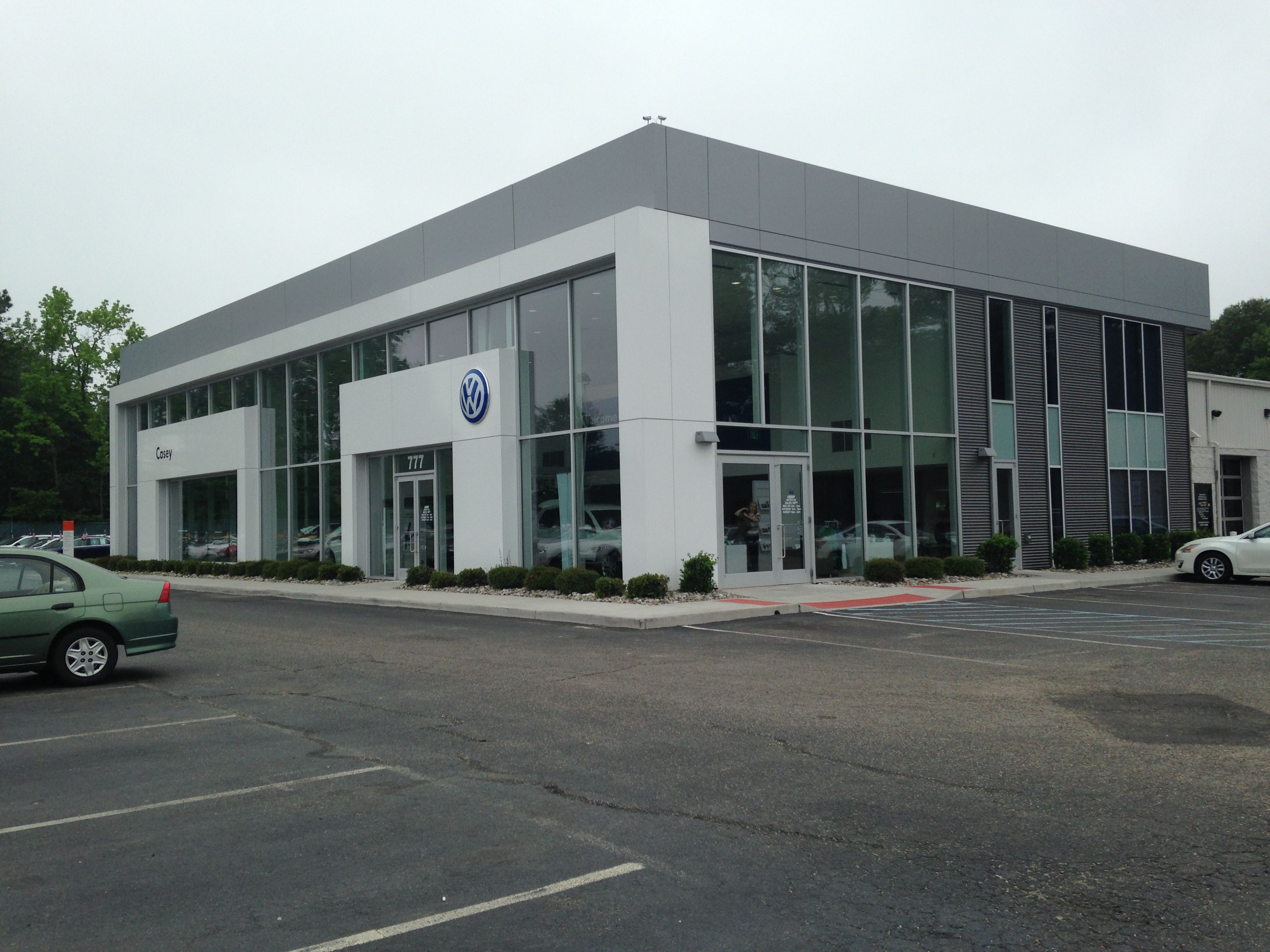 The Casey Volkswagen Dealership In Newport News Va Close To Norfolk Outdoor Decor Newport News Outdoor