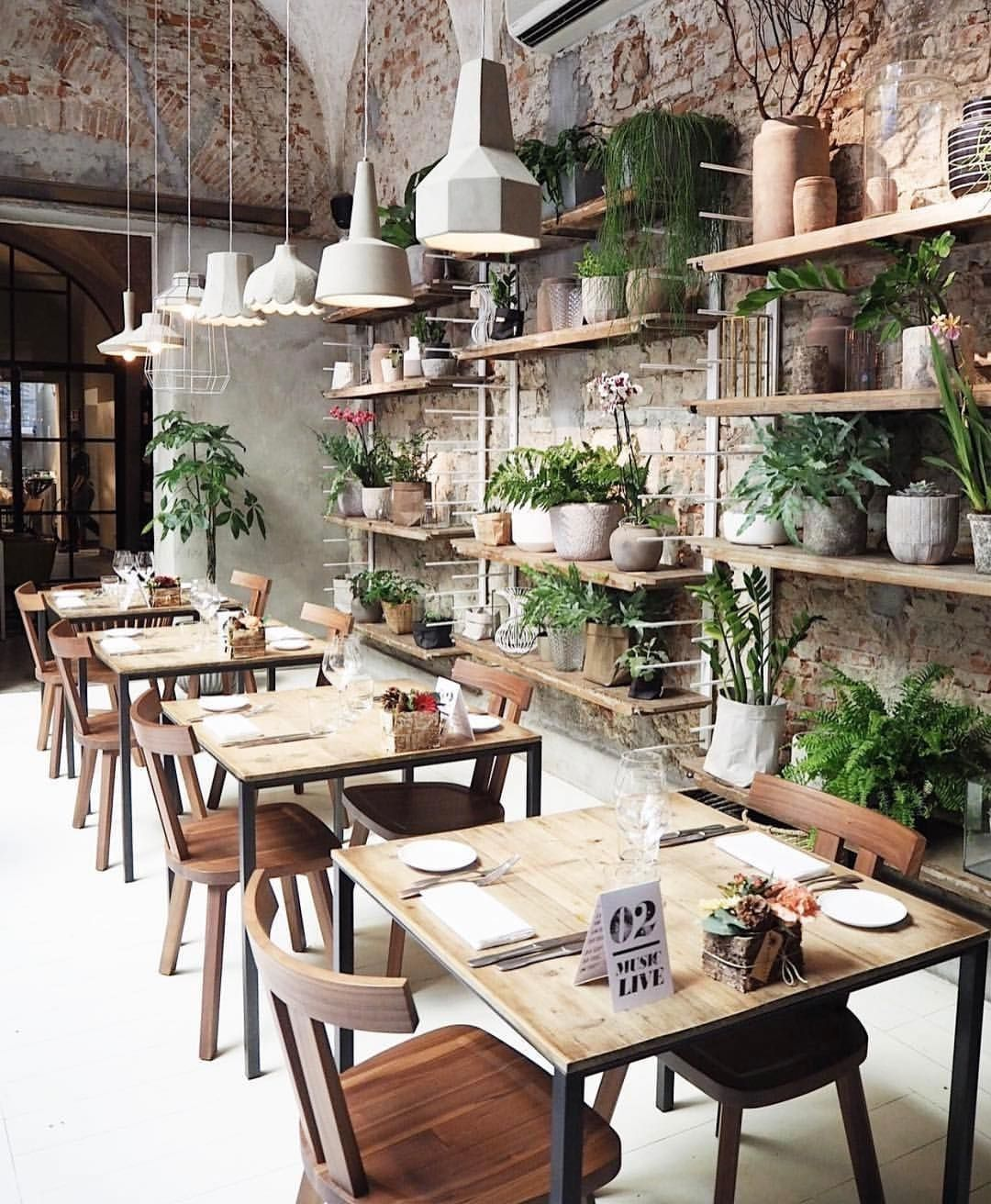 30+ Stunning Coffee Shop Design Ideas That Most Inspiring