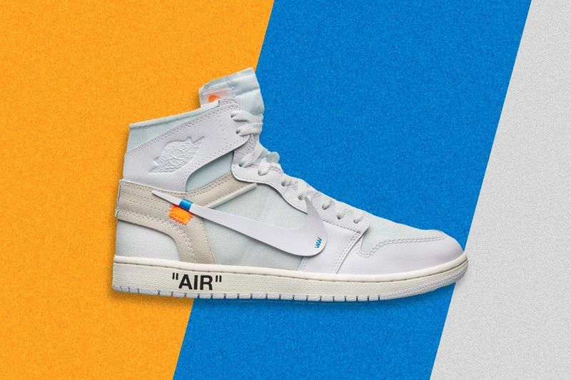 Der weiße Off White Air Jordan 1 hat ein neues Releasedatum