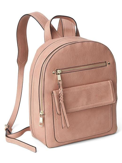1bfc680558a2 Gap Womens Dome Backpack Dusty Rose Pink