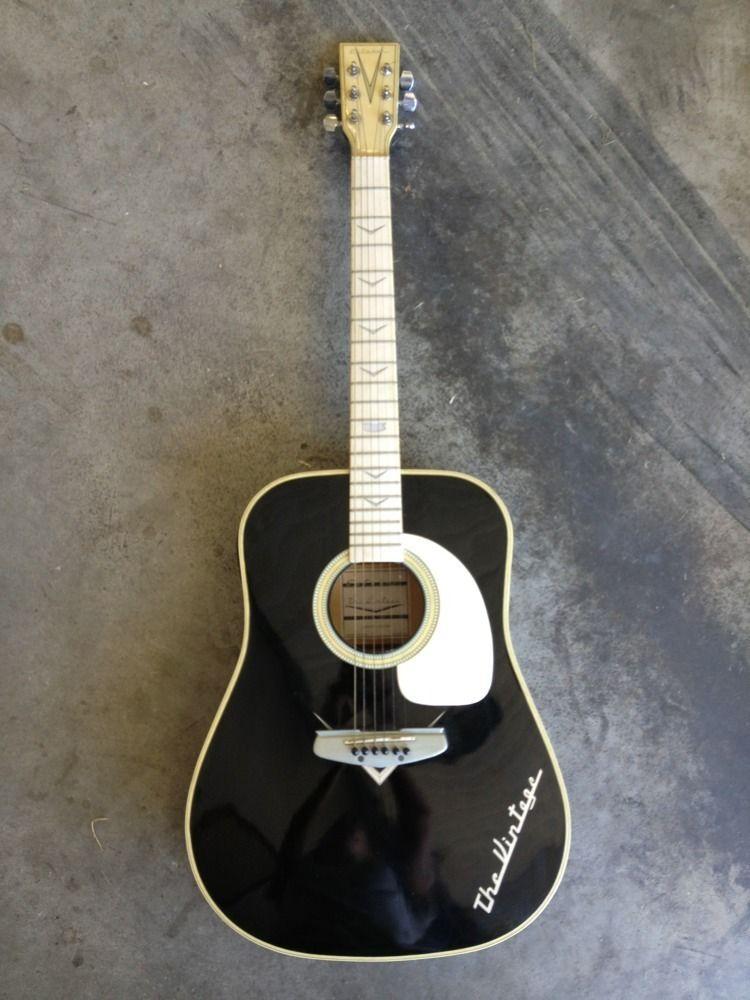 Esteban Guitar : esteban, guitar, Esteban, Acoustic, Electric, Guitar,, Vintage