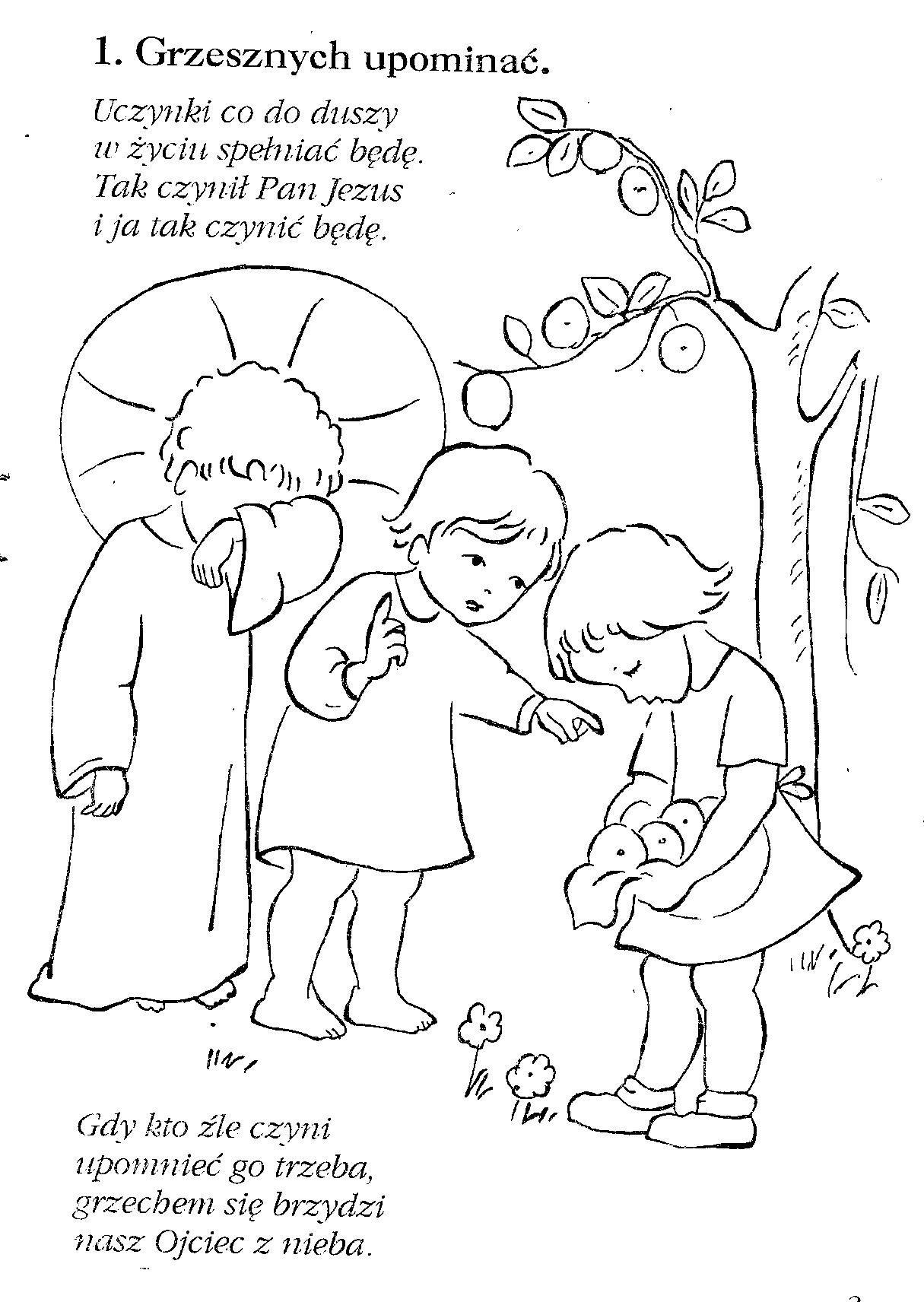 Uczynki Milosierdzia Christian