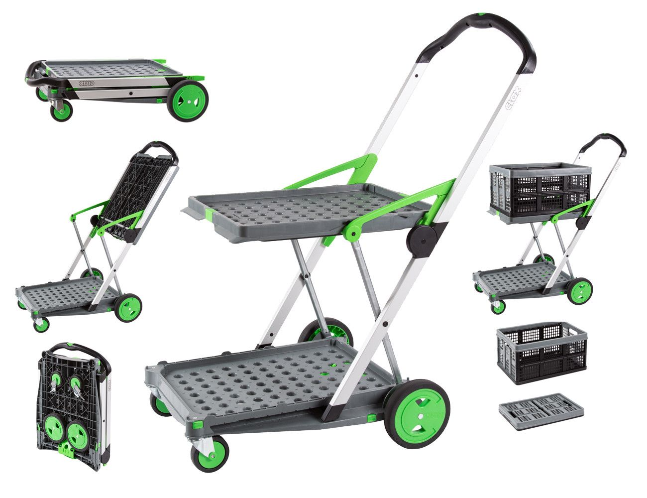 Clax Cart Salesmaker Carts Love It Pinterest Folding Cart  # Muebles Sortimo