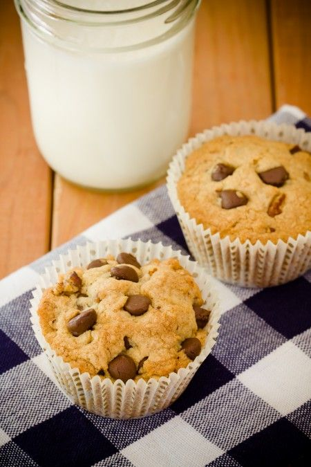 Chocolate Chip Cookie Cupcakes http://www.52kitchenadventures.com/2012/08/01/chocolate-chip-cookie-cupcakes/