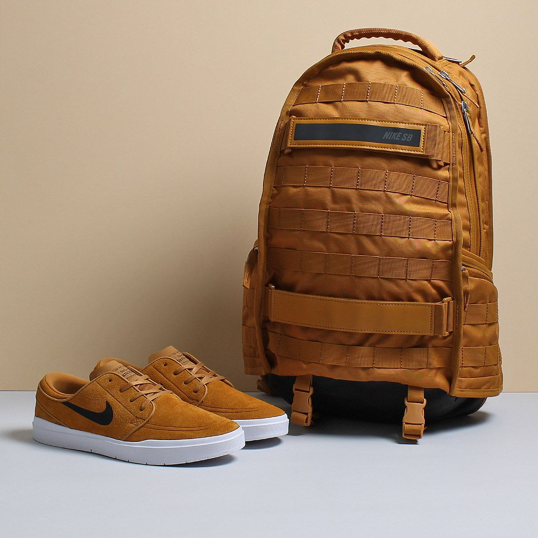 f35ea11041 Nike SB RPM Backpack and Stefan Janoski Hyperfeel shoes at Urban Industry