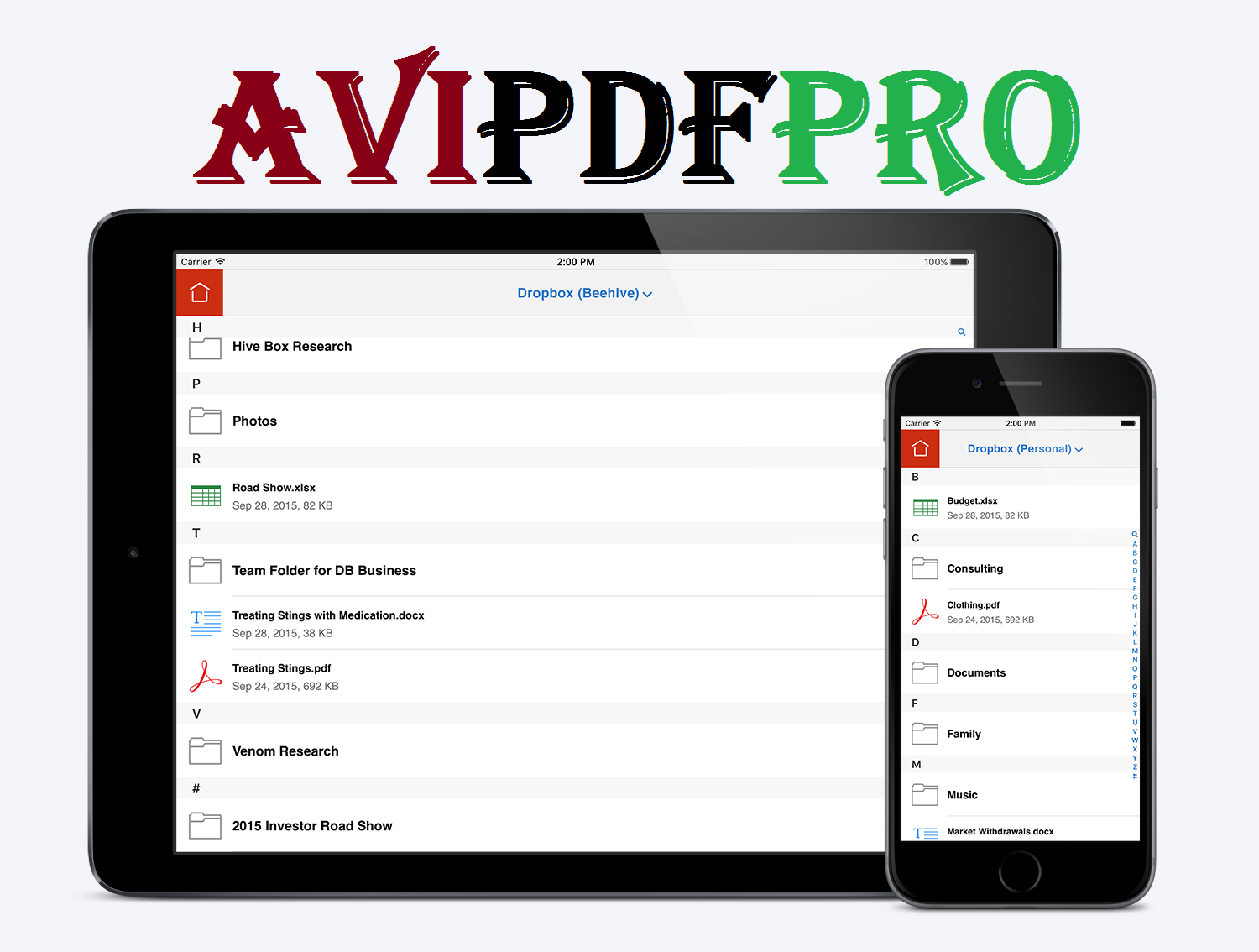 AVIPDFPRO Easy apps, Pdf, Consulting business